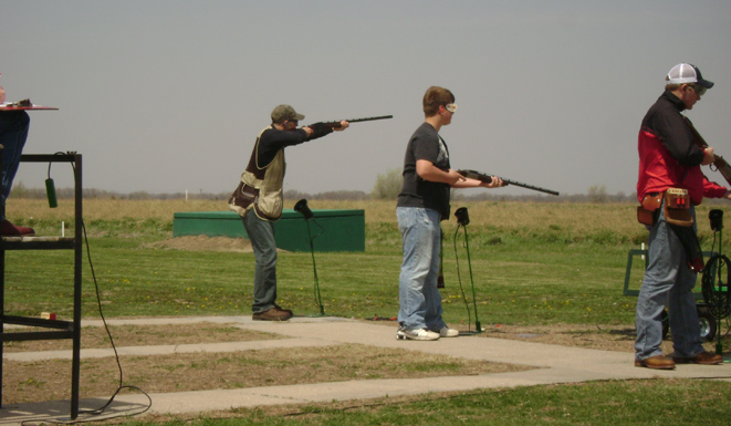 Calcutta Trap Archery Competition Set For Norfolk Outdoor